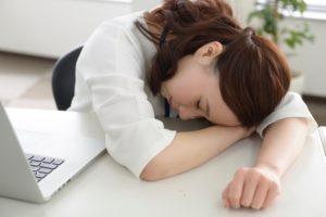 睡眠不足が続くと危険です|守口市 サンテ鍼灸整骨院